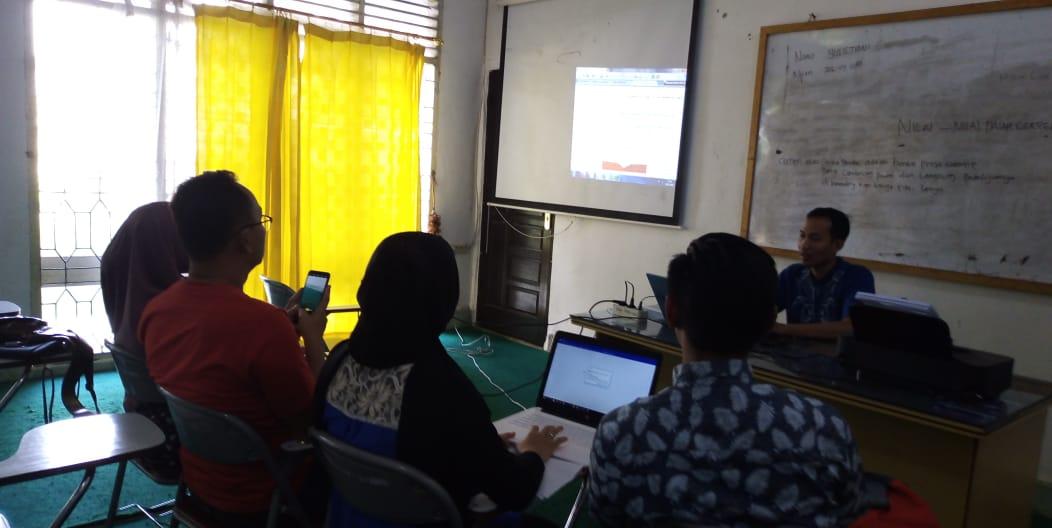 BIMBINGAN PKM PENDANAAN 2020 PROGRAM STUDI PENDIDIKAN BAHASA DAN SASTRA INDONESIA